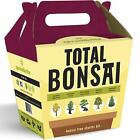 Bonsai Tree Starter Kit Complete Gardening Set with Comprehensive Instructions