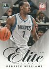 Derrick Williams Signs with Panini 7
