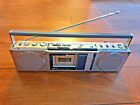 Rare Fisher PH M-88 Combo With Removable Microcassette Walkman Radio Boombox