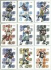 2000 SP Authentic Football Cards 8