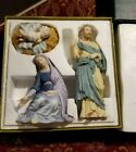 Lenox Porcelain 16 pc Renaissance Nativity Set 1991