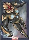 2011 Rittenhouse Archives Marvel Universe Trading Cards 19