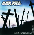 Overkill ‎– From The Underground And Below CD - CD