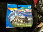 Hot Wheels Harley Davidson Motorcycle Heritage Springer 1:18 Scale 2000 New