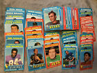 (100) 1971 Topps Football Card Lot -- GREAT STARTER SET - ALL DIFFERENT COMMONS