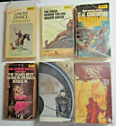 Lot of 6 Vintage Sci fi Fantasy Paperback books 3 DAW paperbacks 1 First Edition