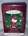Hallmark Keepsake Ornament THE DETECTIVE 2000 Spotlight on Snoopy Series #3