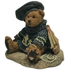 Boyds Bears and Friends Bearstone Collection Christian by the Sea #2012 1993