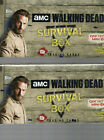 Walking Dead Survival Trading Card CASE - One Factory Sealed Case has 8 Boxes