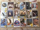 1969 Topps Man on the Moon Trading Cards 8