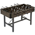 Foosball Soccer Table Family Game Night Fun Arcade Indoor Complete 56 Inch New