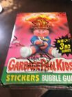 1986 TOPPS GARBAGE PAIL KIDS UNOPENED SERIES 3 BOX BBCE AUTHENTICATED