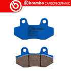 Brake Pads Brembo Carbon Ceramic Rear Hyosung GV 650 Efi 2007>