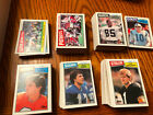 1987 Topps Football Complete Set #1-396! Flutie, Cunningham, Kelly RC's