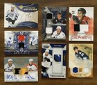 Tampa Bay LIGHTNING 7 Card Lot Jersey Autograph STAMKOS ST LOUIS LECAVALIER