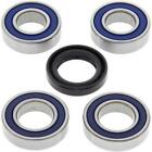 Front Wheel Bearing Seal for Suzuki XF650 Freewind (Euro) 1997-2001