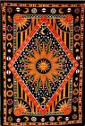 Sun Moon Stars Planet Tapestry Wall Hangings Indian Hippie Dorm Decor Blanket