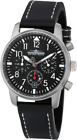 Thunderbirds MultiPro Chrono Herren Armbanduhr Chronograph Fliegeruhr VD53 40mm