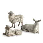 New Willow Tree Nativity Gentle Animals of The Stable