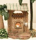 FONTANINI ITALY 5 LED BAKERY SHOP NATIVITY VILLAGE BUILDING ACCESSORY 55580 NIB