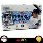 (HCW) 2019 Topps Clearly Authentic Baseball Factory Sealed Hobby Box