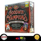 (HCW) 2018 Upper Deck Goodwin Champions Factory Sealed Hobby Box - 20 Packs
