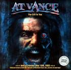 AT VANCE - THE EVIL IN YOU USED - VERY GOOD CD