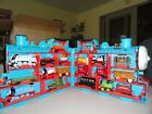 Thomas and Friends     Trains, Roundhouse, Track, and Accessories  EUC