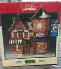RARE RETIRED 2004 LEMAX Vail Village Collection-Lighted Frawley's Shoppe's NICE!