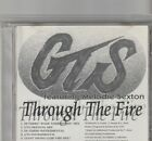 GTS featuring Melodie Sexton Through The Fire Japan CD new jack swing RRCD-31