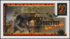 Halloween Spooky Silhouettes 2019 King Kong FDC 1804