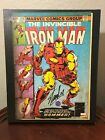 Iron Man Autographs Trading Card Guide 38