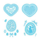 Heart Love Metal Cutting Dies Stencil DIY Scrapbooking Paper Crafts Embossing