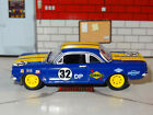 1962 CHEVY CORVAIR SUNOCO RACING 1/64 SCALE DIECAST DIORAMA COLLECTIBLE MODEL W8