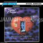STEEL BREEZE - HEART ON THE LINE - REMASTERED CD