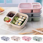Microwave Bento Lunch Box Picnic Kids USA Food Fruit Container Storage Box For