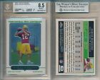 Aaron Rodgers PACKERS 2005 Topps Chrome #190 Rookie Card Rc #190 BGS 8.5 x570