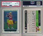 Aaron Rodgers PACKERS 2005 Topps Chrome #190 Rookie Card Rc #190 PSA 8 x846