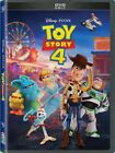 Toy Story 4 DVD 2019 Fast Free Shipping New  Sealed