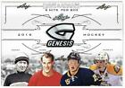 2016 17 Leaf Genesis Hockey Hobby Box