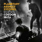 PLANETARY ASSAULT SYSTEMS-LIVE AT COCOON IBIZA-IMPORT CD WITH JAPAN OBI D73