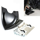 Front Chin Fairing Mudguard Spoiler For Harley Dyna Fatboy Softail 2004-2017 US