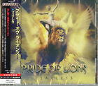 PRIDE OF LIONS-FEARLESS-JAPAN CD F83