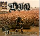 Dio: Dio At Donington UK Live ( 1983 & 1987 ), 25 Track, 2 CD Set