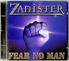 Zanister -Fear No Man CD -2001 (Heavy Metal/Hard Rock) David T Chastain