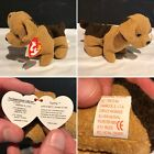 Beanie Baby 1996 Tuffy the dog! Excellent Condition!