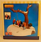LEMAX Christmas Village Tire Swing Twirl New NRFB #84354