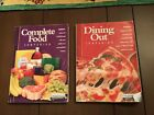 WEIGHT WATCHERS Dining Out  Complete Food Companion books Winning Points 2003