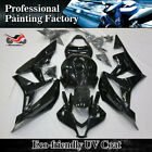 Fit for Honda CBR600RR 2007-2008 Black Injection Fairing Bodywork ABS Plastic 07