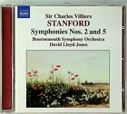 Stanford: Symphonies Nos. 2 & 5, Bournemouth Orchestra CD -David Lloyd-Jones